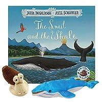 カタツムリと人形とクジラの本