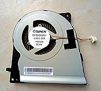 iifixブランド新しいfor Asus ux303l ux303ln ux303la ux303lbノートパソコンGPU冷却ファン4pins ef50050s1-c440-s9a dc28000ezss
