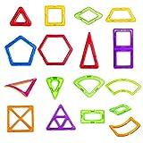 マグトイズ MAGTOYS 単品 (菱形) ばら売り 追加 お試しパック 補充パック マグフォーマー MAGFORMERS マグネットブロック 創造力を育てる知育玩具 想像力 磁石 【4ピース】 (菱形)