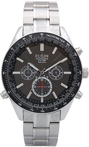 [エルジン]ELGIN 腕時計 世界4地域5局 9都市対応 ...