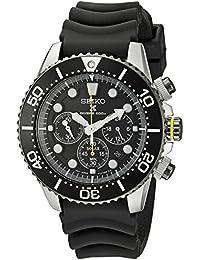 SEIKO(セイコー) 腕時計 ソーラー クロノグラフ SSC021PC メンズ [逆輸入品]