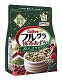 カルビー フルグラ 抹茶あずき味 700g×6袋