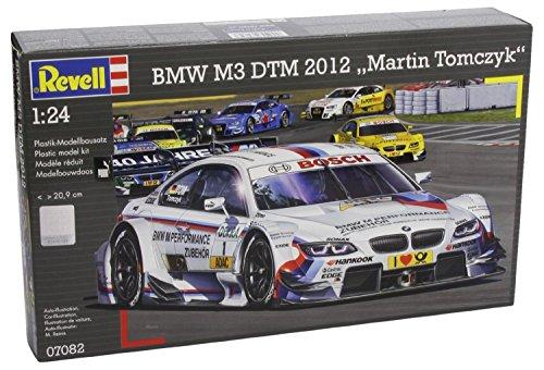 Revell レベル 07082 BMW M3 DTM2012 Martin Tomczyk トムジック 1/24 [並行輸入品]