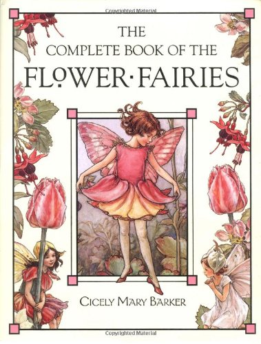 The Complete Book of the Flower Fairiesの詳細を見る