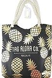 トートバッグ ホールフーズ パイナップル TAG ALOHA ハワイ雑貨