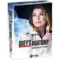 グレイズ・アナトミー シーズン12 コレクターズ BOX Part1