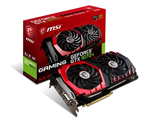 MSI GeForce GTX 1070 TI Gaming 8G NVIDIA VGA Graphics Card