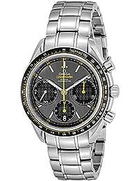 [オメガ]OMEGA 腕時計 スピードマスター グレー文字盤 コーアクシャル自動巻 クロノグラフ 326.30.40.50.06.001 メンズ 【並行輸入品】