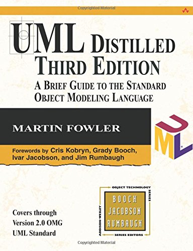 Download UML Distilled: A Brief Guide to the Standard Object Modeling Language (Addison-Wesley Object Technology Series) 0321193687