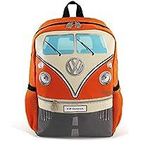 Volkswagen Bus Backpack,Orange, 1 Kg