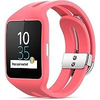 SONY ソニー スマートウォッチ3 Smart Watch 3 SWR50 Pink ピンク シリコンブレス 並行輸入品 1306-4907 [並行輸入品]