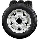 16インチ 4本セット タイヤ&ホイール BRIDGESTONE (ブリヂストン) DUELER (デューラー) H/L 684 175/80R16 SUZUKI (スズキ) JIMNY (ジムニー) 純正 16×5J(+22)139.7-5H