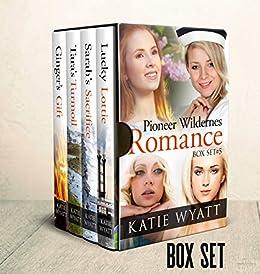 Mail Order Bride: Box Set #5: Inspirational Historical Western (Pioneer Wilderness Romance Box Set Series) by [Wyatt, Katie]