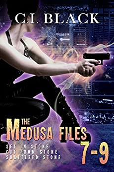 The Medusa Files Collection: Books 7, 8, and 9 by [Black, C.I.]