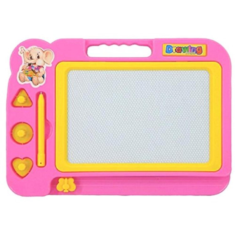 xuanou子Writing Painting DrawingグラフィティボードおもちゃPreschool tool-pink