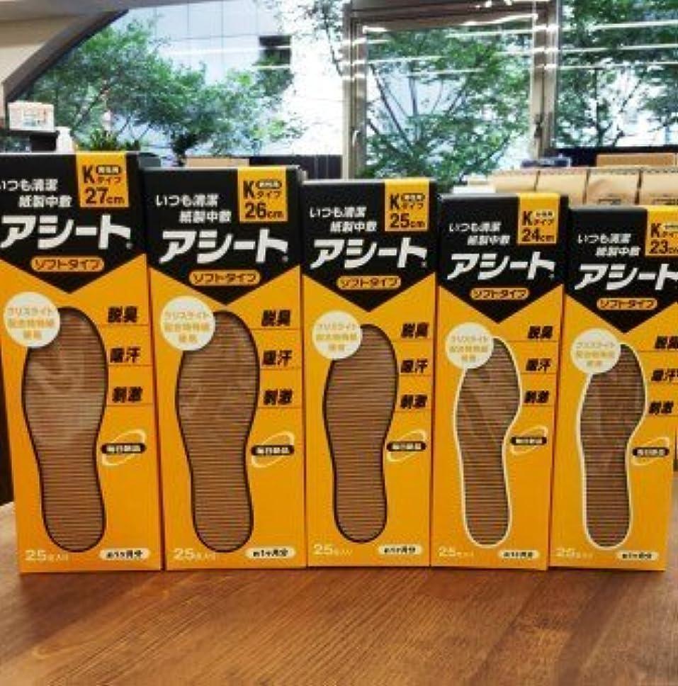 単語レギュラーフェンスアシートK(サイズ24cm)×5箱セット(15足増量中)