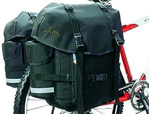 OSTRICH(オーストリッチ) サイドバッグ [S-83] ブラック 単品(片側)