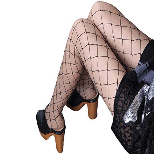 (デマ―クト)De.Markt  ストッキング 靴下 レディース 透ける ベビードール ブライダル用 魅せる レディース メッシュ パンツ ソックス 付網タイツ