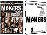 Makers: Women Who Make America Complete Series [並行輸入品]