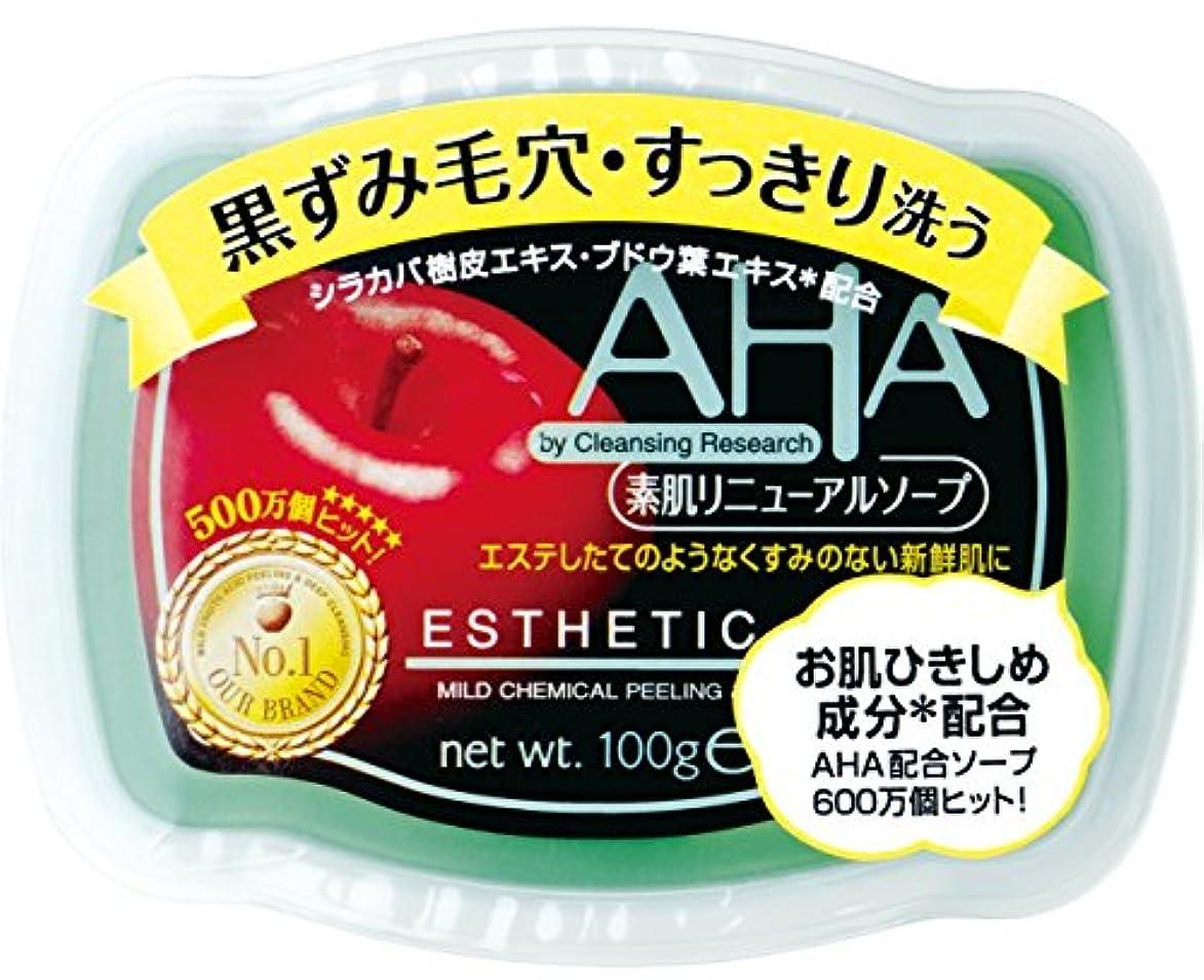 イル鎮静剤不透明なクレンジングリサーチ ソープ 100g