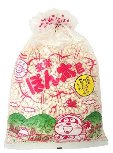 南国製菓 玄米ぽん太君 165g