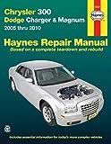 ヘインズ刊「クライスラー 300, ダッジ・チャージャー & マグナム」整備マニュアル