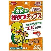 吉田飼料 エンゼルBreakカメのおやつチップス 25g