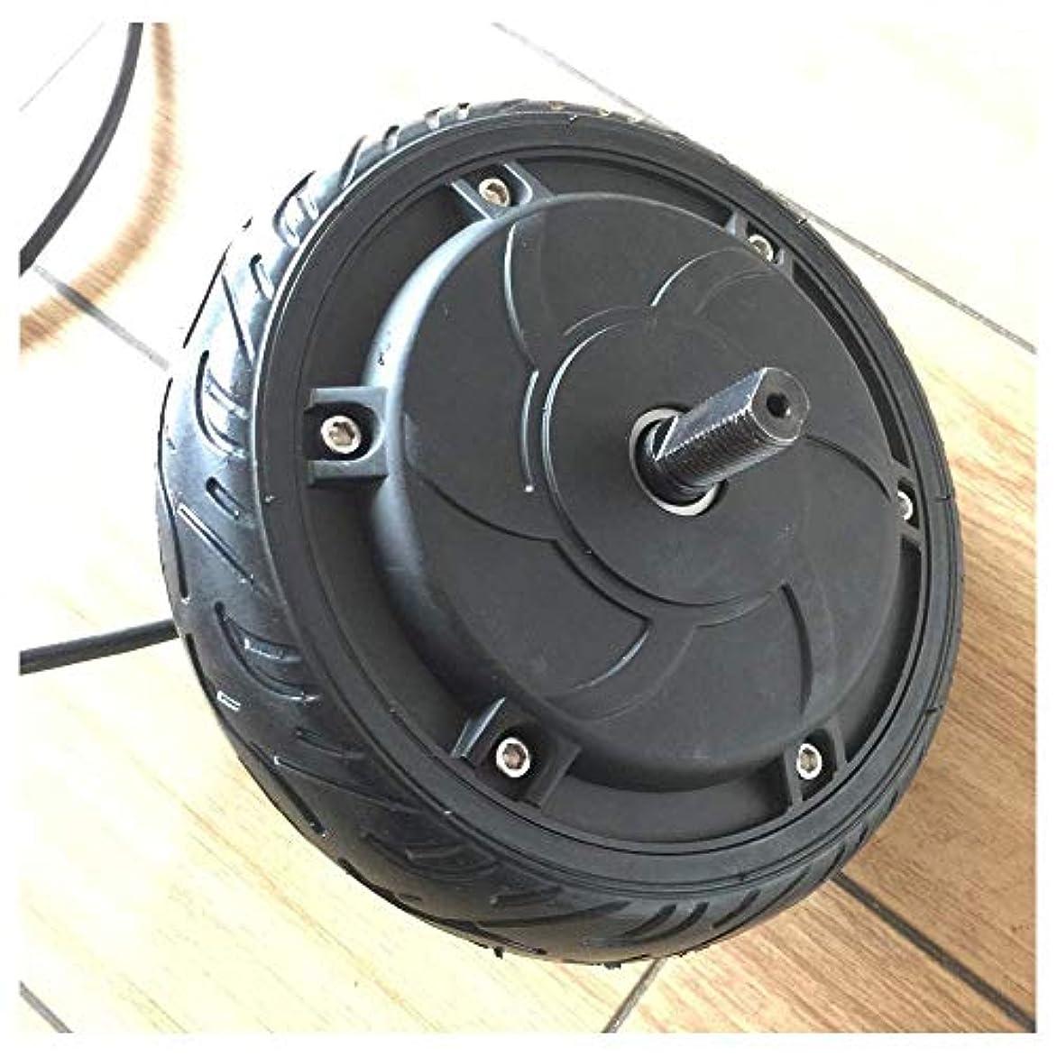 とても情熱ケーキ電動スクーターアクセサリー、6-6.5インチ36vブラシレスDcモーター、ホール電子ブレーキ、アンチスキッドタイヤを装備、スクータードライブモーターの交換に最適