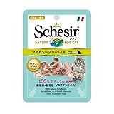 シシア (Schesir) キャット パウチ ツナ&シーブリーム(鯛) 70g×20個