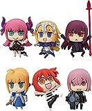 マンガで分かる! Fate/Grand Order トレーディングフィギュア ノンスケール ABS&PVC製 塗装済み完成品トレーディングフィギュア 6個入りBOX