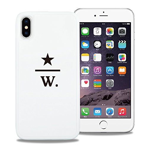 WAYLLY × テリちゃん STAR iPhoneX専用ケース くっつくケース (ウェイリー)