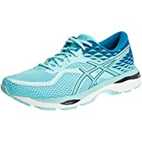 ASICS Women's Gel Cumulus 19 Shoe Aruba Blue/Aruba Blue/Turkish Tile