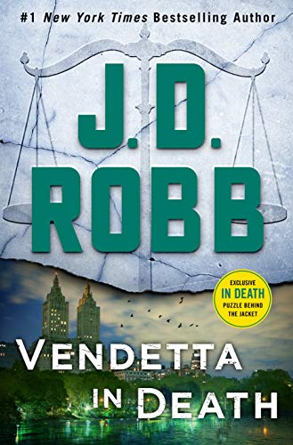 Vendetta in Death: An Eve Dallas Novel (In Death, Book 49) (English Edition)