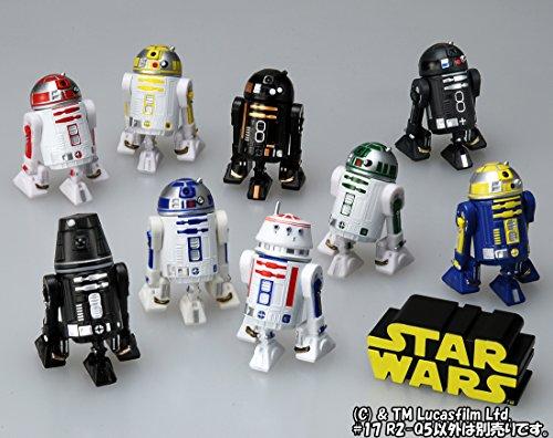 Metakore Limited Metakore Star Wars R2-D2 gunmetal Ver.