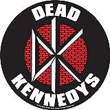 DEAD KENNEDYS デッドケネディーズ - BRICK LOGO / ステッカー 【公式 / オフィシャル】