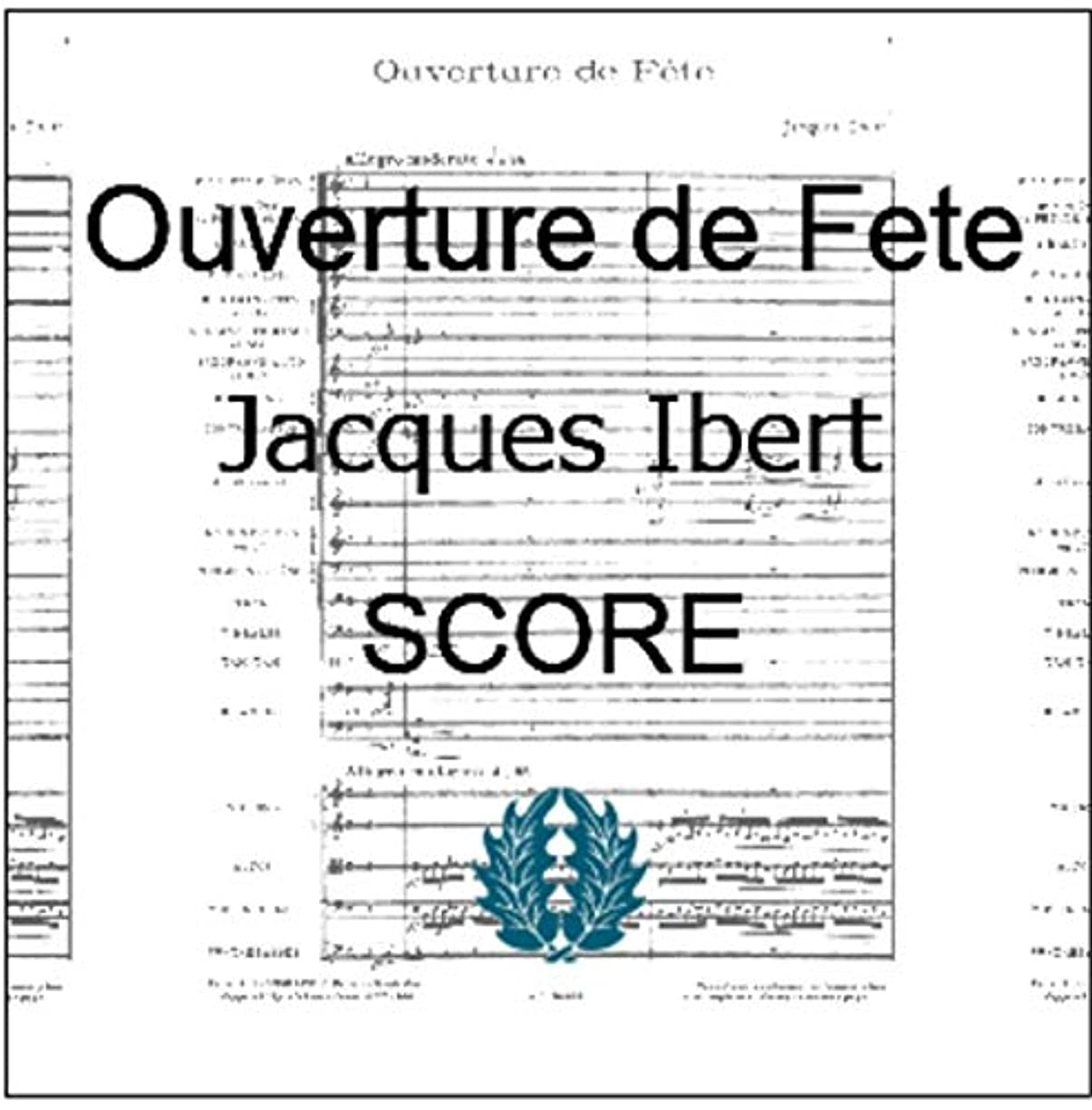 クラブ業界八楽譜 pdf オーケストラ スコア イベール 祝典序曲