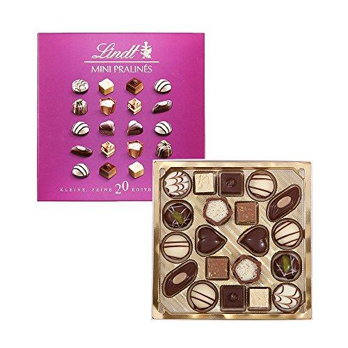 Lindt(リンツ) チョコレート ミニプラリネ 100g ピンク