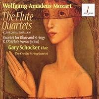 Mozart: The Flute Quartets (1996-02-28)
