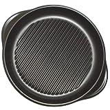 ばんこ焼 耐熱 陶板 丸型