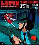 ルパン三世 second-TV. BD-5 [Blu-ray]
