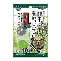 (まとめ買い)マルカン 鈴虫の夏野菜ゼリー KW-12 7g×10個 【×10】