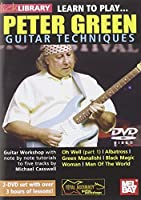 Learn to Play Peter Green [DVD] [Import]