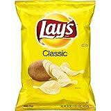 Lay's(レイズ), クラシック ポテトチップス(塩)(680.4g) [並行輸入品]