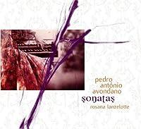 Avondano, Sonatas for harpsichord by Rosana Lanzelotte