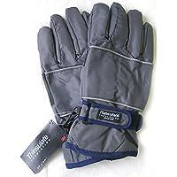 紳士シンサレート防寒スキー手袋(インナー透湿シンサレート)透湿防寒手袋/25062(25cm)