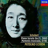 シューベルト:ピアノ・ソナタ第21番/楽興の時