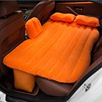 車のエアベッドSUVのセックスベッドキャンプ旅行屋外セダンマットレスクッションインフレータブルベッドヘビーデューティーバックシート