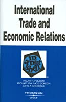 International Trade and Economic Relations in a Nutshell (West Nutshell)