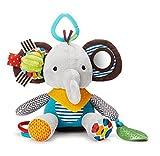 Cute Baby ベビー ベッド メリー 赤ちゃん ジム おもちゃ 動物 ぬいぐるみ (ぞう)