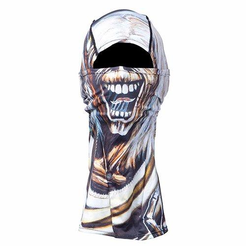 CELTEK(セルテック) メンズ レディース SAMURAI BALACLAVA フェイスマスク スノーボード 目だし帽 samurai-balaclava-17MFSAMIMB9